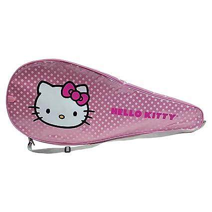 Amazon.com: Hello Kitty - Bolsa para raqueta de tenis ...