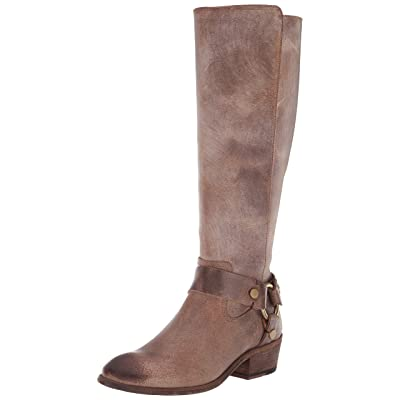 Frye Women's Carson Harness Tall Western Boot: Shoes