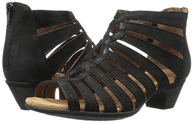 01a8d414f Amazon.com  Cobb Hill Women s Abbott Gladiator Sandal  Shoes