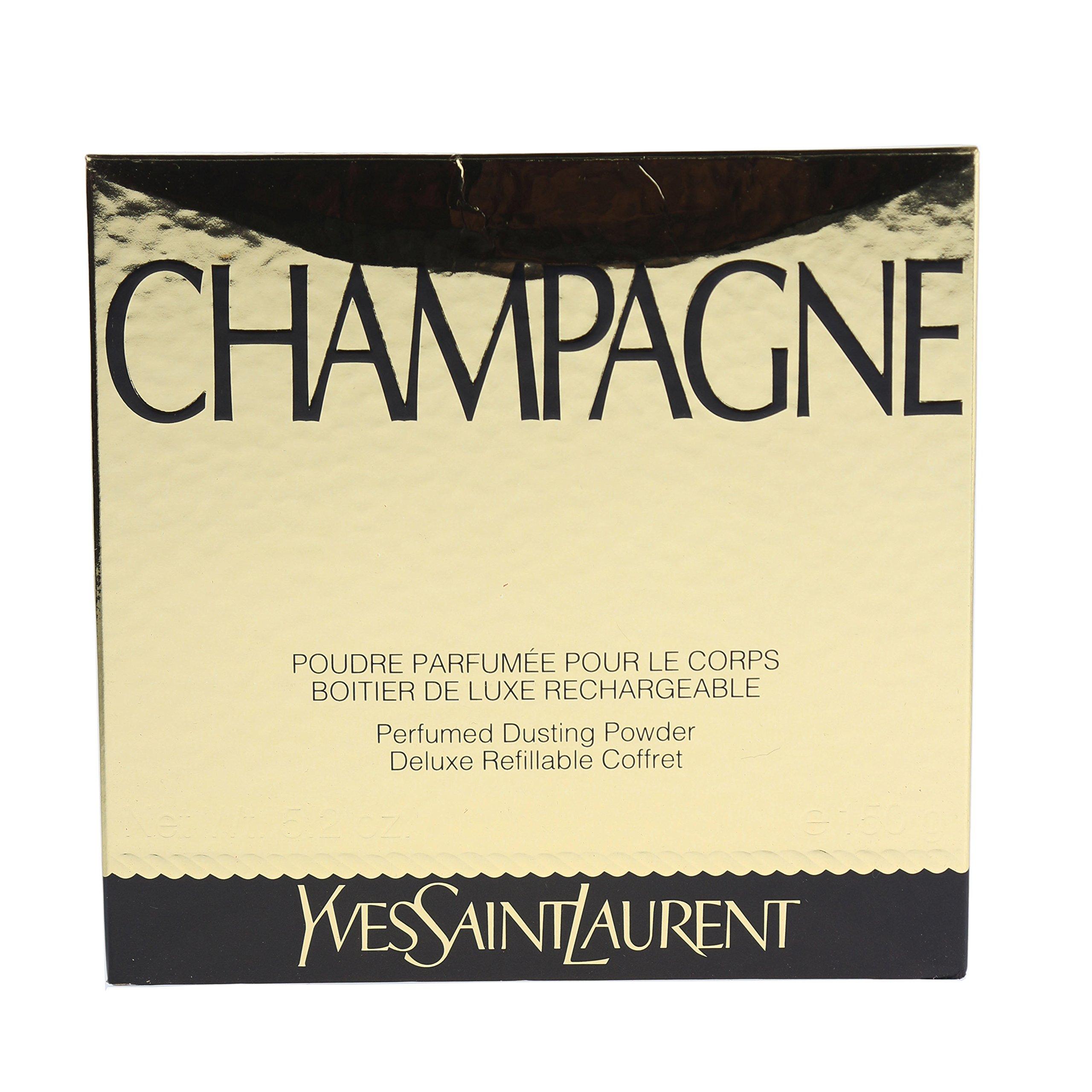 Yves Saint Laurent 'Champagne' Perfumed Dusting Powder 5.2oz/147g New In BOx