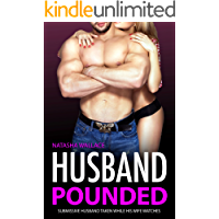 Husband Pounded: Submissive Husband Taken by Alpha While His Wife Watches book cover
