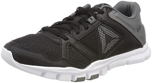 7fc38f7e381f Reebok Women s Yourflex Trainette 10 Mt Fitness Shoes  Amazon.co.uk ...