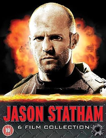 The Jason Statham 6 Film Collection Dvd By Jason Statham Amazonde
