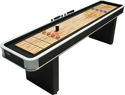 Atomic 9 Platinum Shuffleboard Table