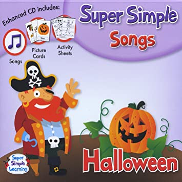 super simple songs halloween