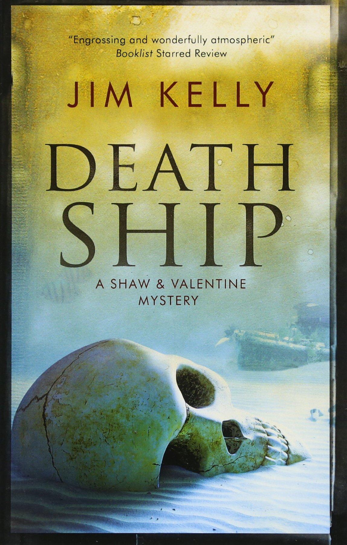 Death Ship: A British police procedural (A Shaw and Valentine Mystery) pdf epub