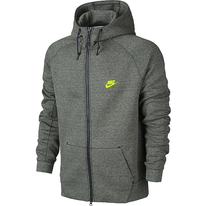 f21706e019ab Nike Tech Fleece Full-Zip Hoodie Mens Style   559592-037 Size   XXL ...