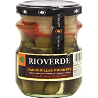 RioVerde - Banderillas picantes - Ensartados de vegetales
