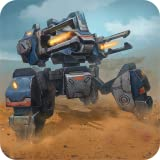 war tank games - Tanks VS Robots: Online shooting battle action game