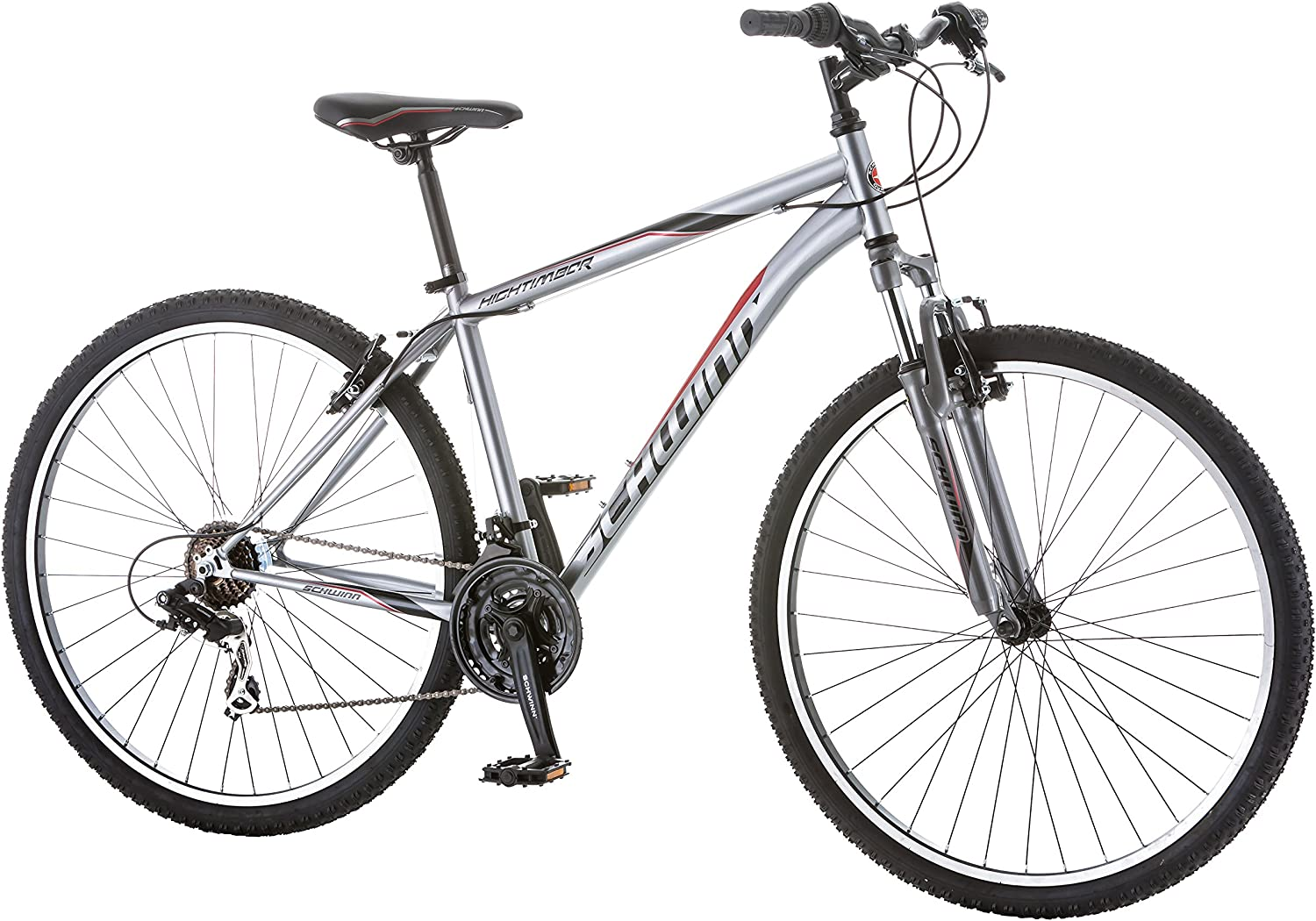 Schwinn Men s High Timber Bicycle, Grey 29 inch