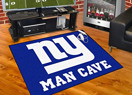 Amazon.com: FANMATS 14340 NFL New York Giants Nylon Universal Man Cave  All Star Mat: Automotive