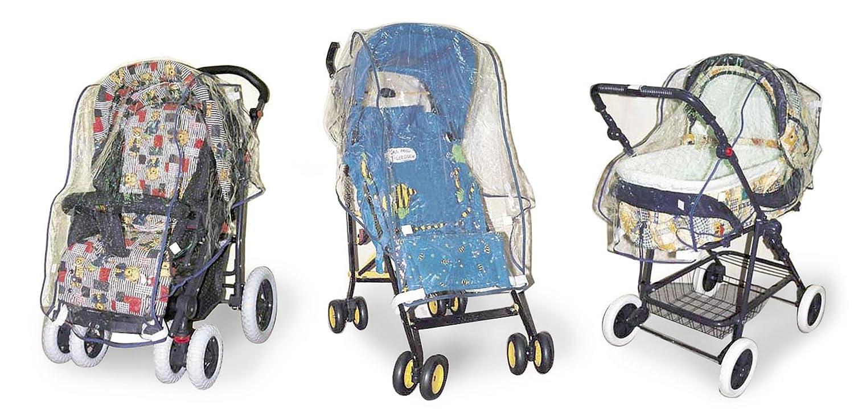 Euret - Protector para la lluvia para sillas de paseo y carritos: Amazon.es: Bebé