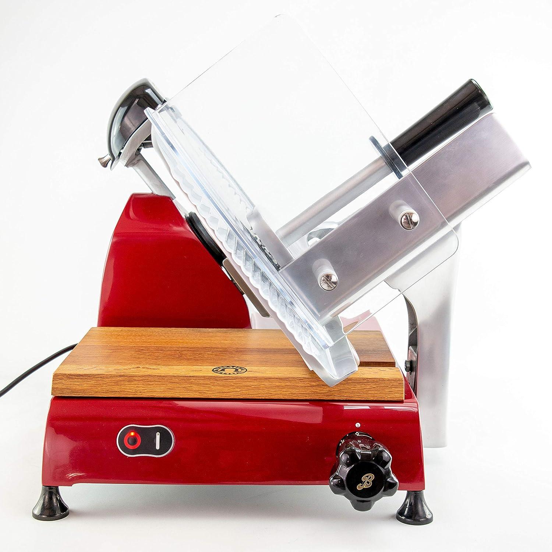 tagliere realizzato a mano Rl 300 Rot con affilatore integrato con diametro di 300 mm Affettatrice professionale originale Red Line 300 Berkel