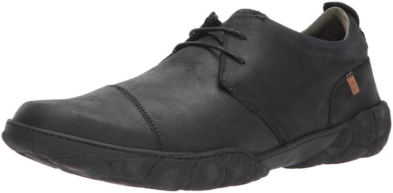 El Naturalista N5080 Pleasant Black/Turtle, Zapatos de Cordones Brogue para Hombre