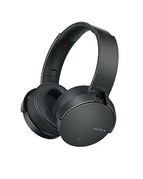 Sony Mdr Xb950n1 Casque Sans Fil Bluetooth à Réduction De Bruit Noir