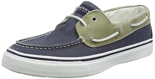 Sperry Top-Sider - Zapatillas para hombre, Azul, 11,5 / 45,5: Amazon.es: Zapatos y complementos