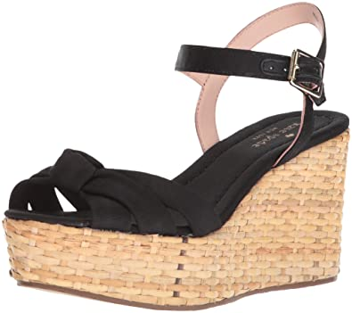 7b00ab564653 Amazon.com  Kate Spade New York Women s Tilly Wedge Sandal  Shoes