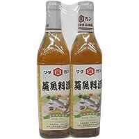 和田宽蒸鱼料酒500ml*2
