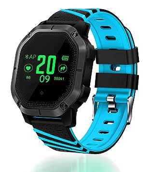 MTSBW SmartWatch Smart Sports Pantalla táctil Reloj ...