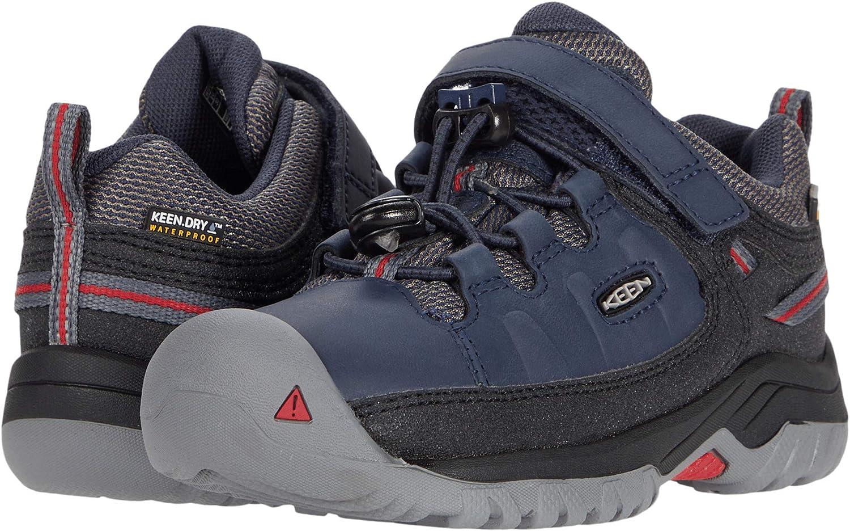 KEEN Kids Targhee Low Wp Hiking Shoe