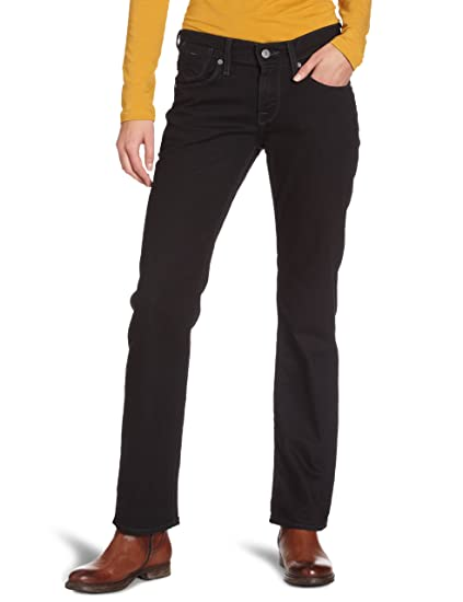 faf31147610 MUSTANG Jeans Women's Straight Fit Jeans