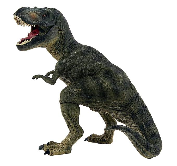 ericoo Tyrannosaurus Rex grande dinosaurio juguetes figura dino-002: Amazon.es: Juguetes y juegos