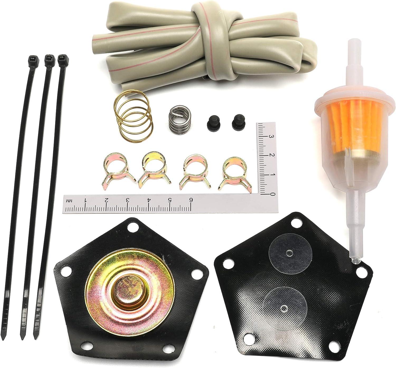 Fuel Pump for Suzuki LT-F300F KingQuad 4x4 LT-F250 QuadRunner 4x4