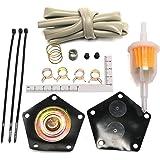 iFJF Fuel Pump Rebuild Kit for SUZUKI LT4WD LT-250 LT-250F quad runner