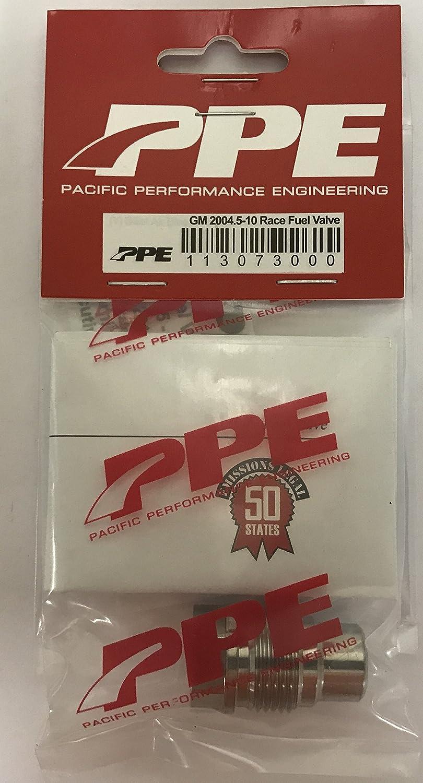 Ppe Race Fuel Valve For 20045 2010 Duramax Lly Lbz Lmm Lb7 Pressure Regulator 113073000 Automotive