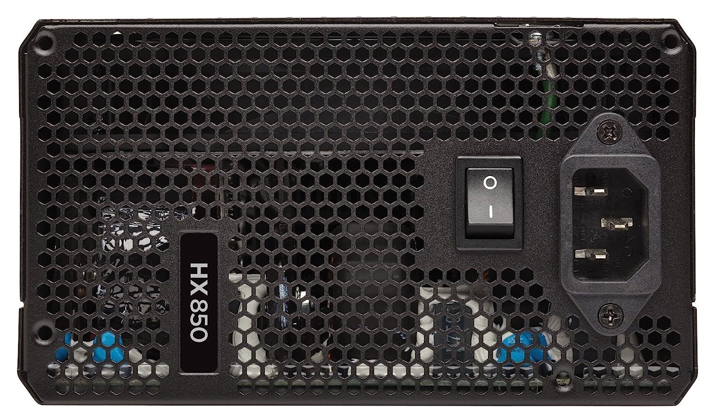 HX850 Fully Modular Power Supply 850 Watt CORSAIR HX Series 80+ Platinum Certified