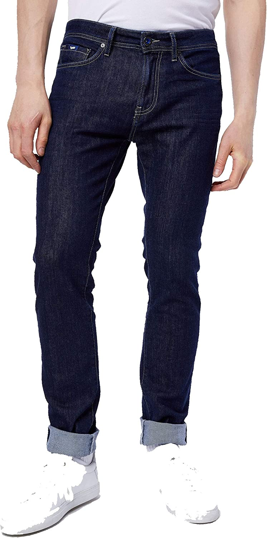 Gas Albert Simple wz08 Jeans Slim da Uomo Elasticizzati