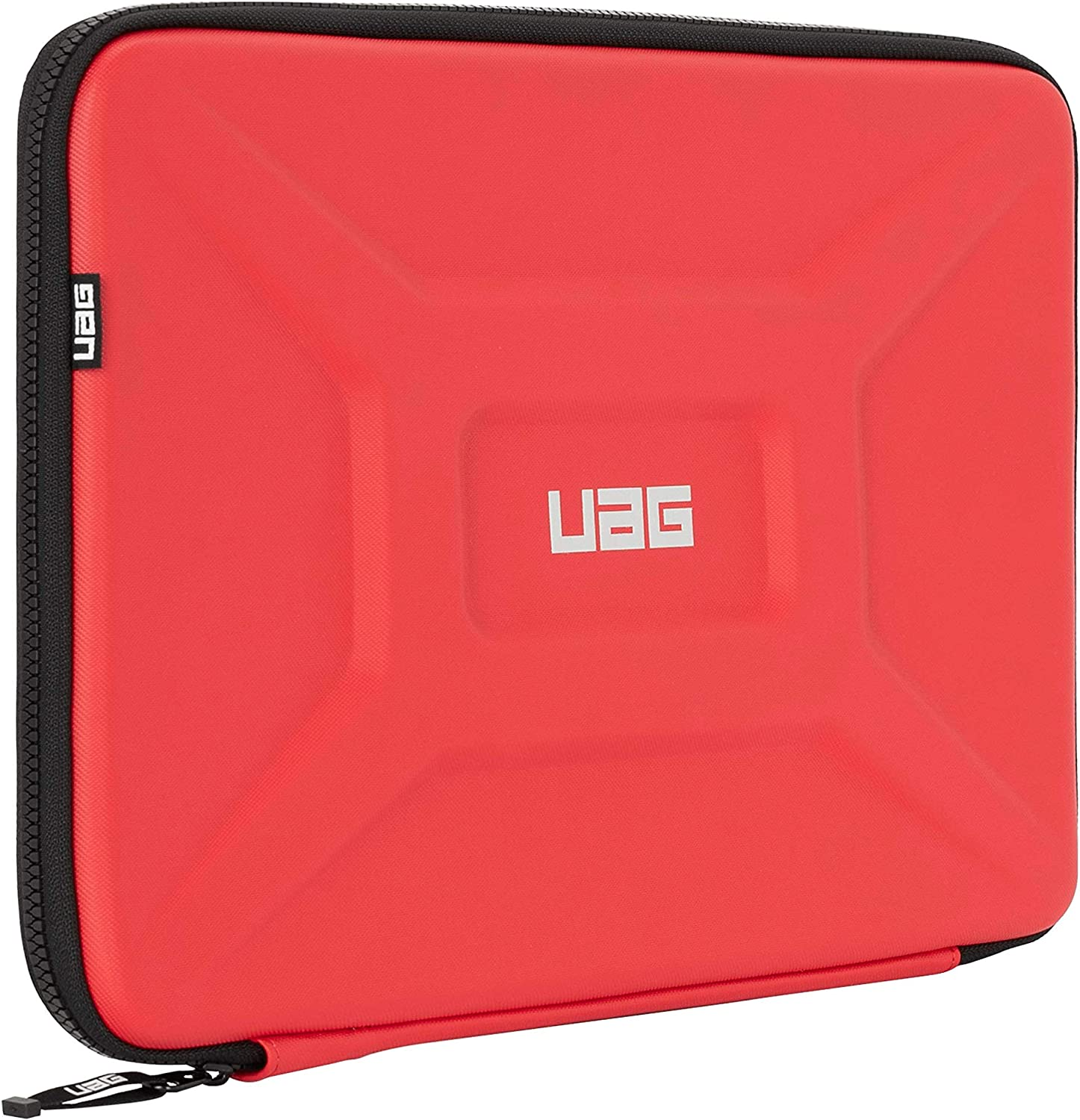 "URBAN ARMOR GEAR UAG Large Sleeve for 15"" Devices Magma Rugged Tactile Grip Weatherproof Protective Slim Secure Laptop/Tablet Sleeve"