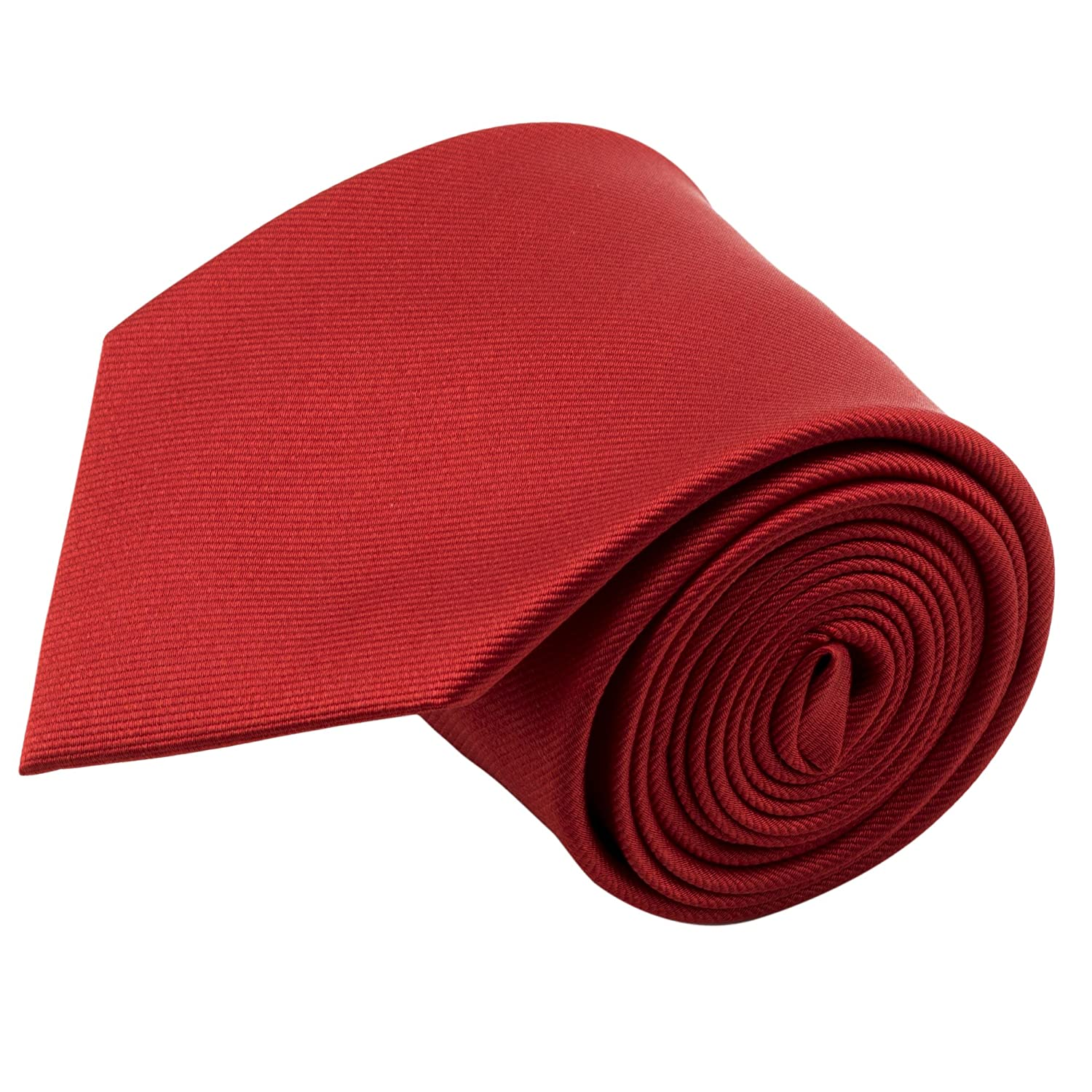 100% Silk Handmade Woven Solid Color Ties for Men Tie Mens Necktie Ties by John William Neckties