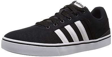 Adidas Neo Mens Hawthorn ST ShoeBlackBlackWhite75