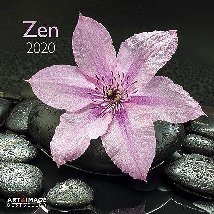 Calendario 2020 Zen con póster - Relaxación - Yoga - Formato ...