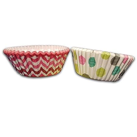 Brickbite Cupcake Muffin Baking Tray 30 Red 30 Serrated 1 Geburtstag
