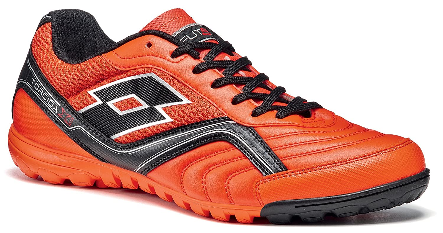 Lotto Torcida XI TF, Herren, orange schwarz
