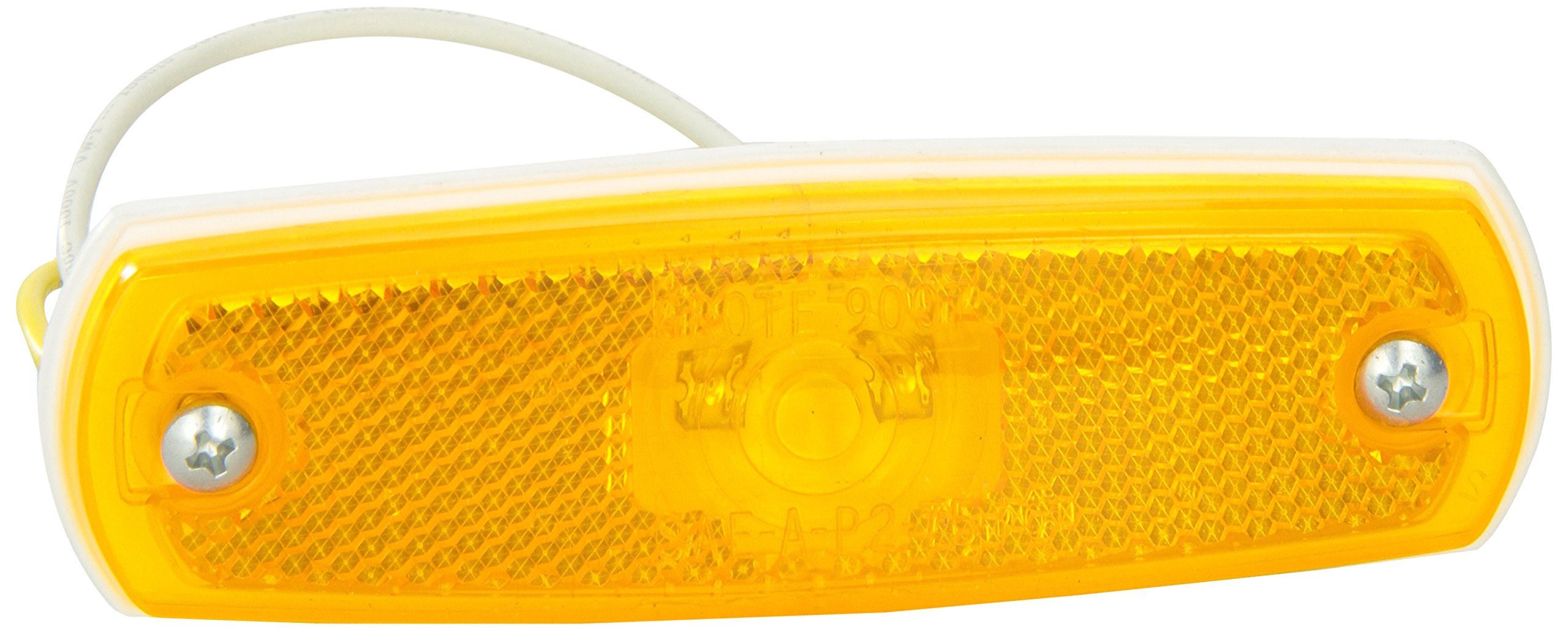 Grote 47263 Yellow SuperNova Low-Profile LED Clearance Marker Light (out Bezel)