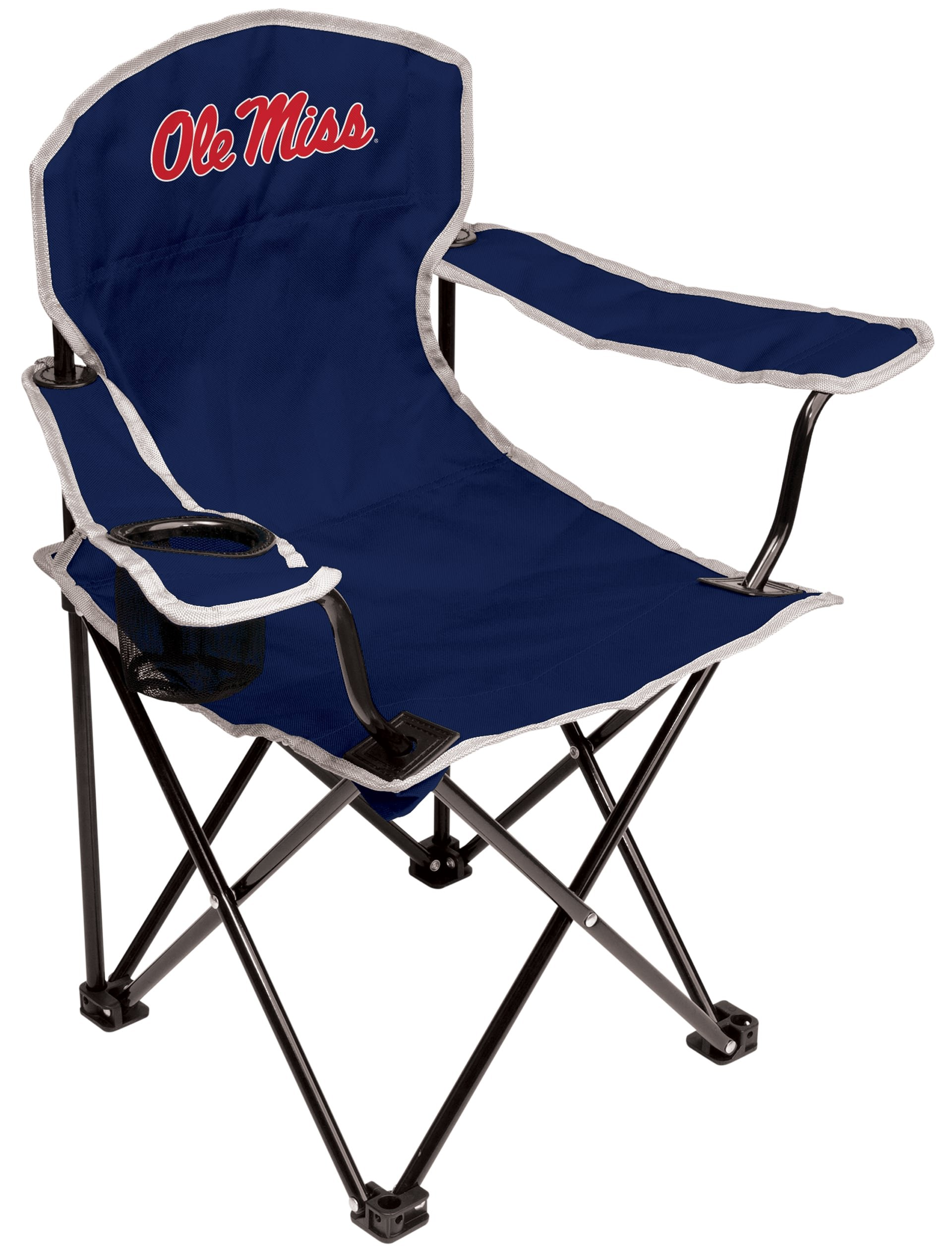 NCAA Mississippi Old Miss Rebels Youth Folding Chair, Red