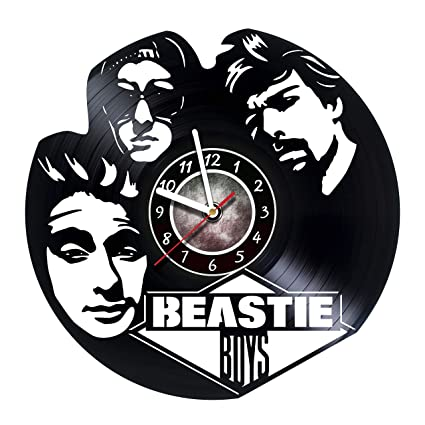 Beastie Boys Christmas.Amazon Com Amararoom Beastie Boys Wall Clock Made Of
