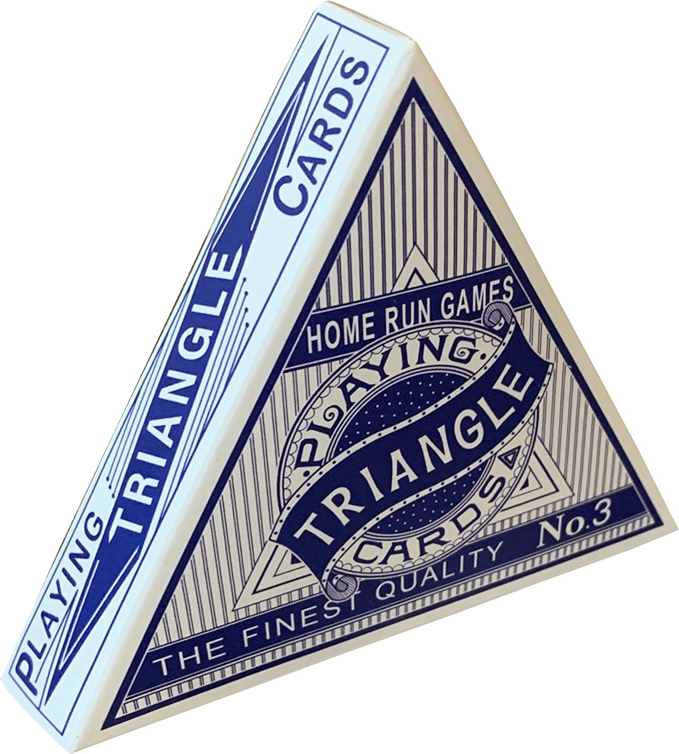 Home Run Games Triangle Playing Cards Blue