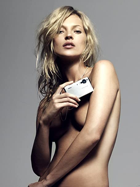 Think, that Kate moss topless rather