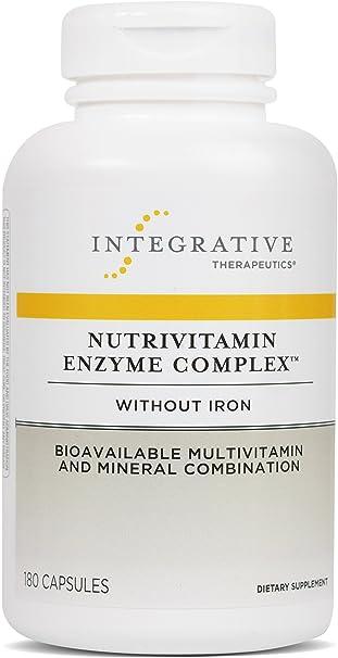 Amazon.com: integrative Therapeutics – nutrivitamin enzima ...