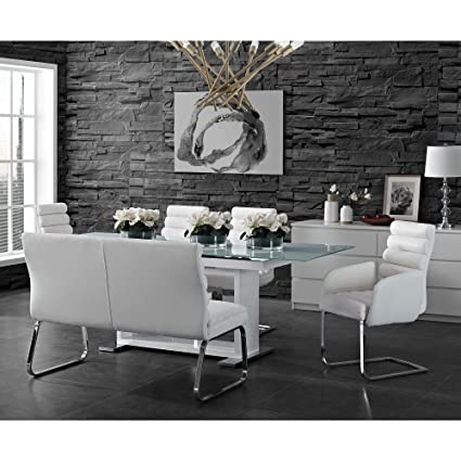 Miraculous Amazon Com Picket House Furnishings Soho 6Pc Dining Set In Gmtry Best Dining Table And Chair Ideas Images Gmtryco