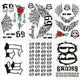 Tattoo Stu baccalaur/éat The Hangover Tyson Tattoo 3 3 x tatouage tribal
