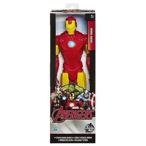 Avengers - B1667es00 - Figurine Cinéma - Iron Man - 30 Cm
