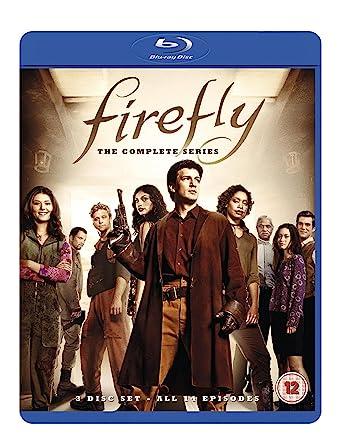Firefly Season 1 BD [Reino Unido] [Blu-ray]: Amazon.es ...