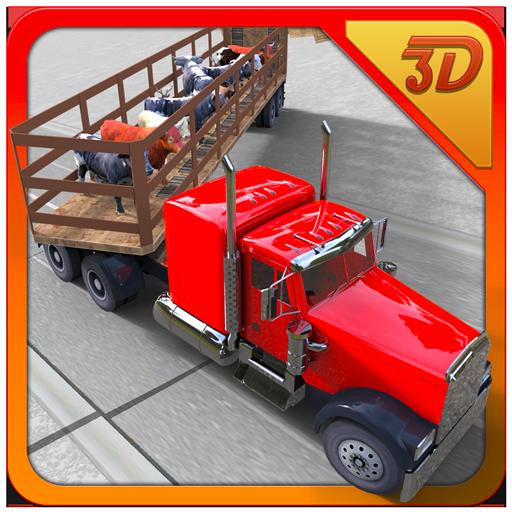 Farm Animal Transport Driver