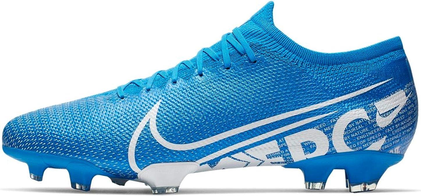 fósil Vigilancia Absorber  NIKE Vapor 13 Pro FG, Botas de fútbol para Hombre: Amazon.es: Zapatos y  complementos