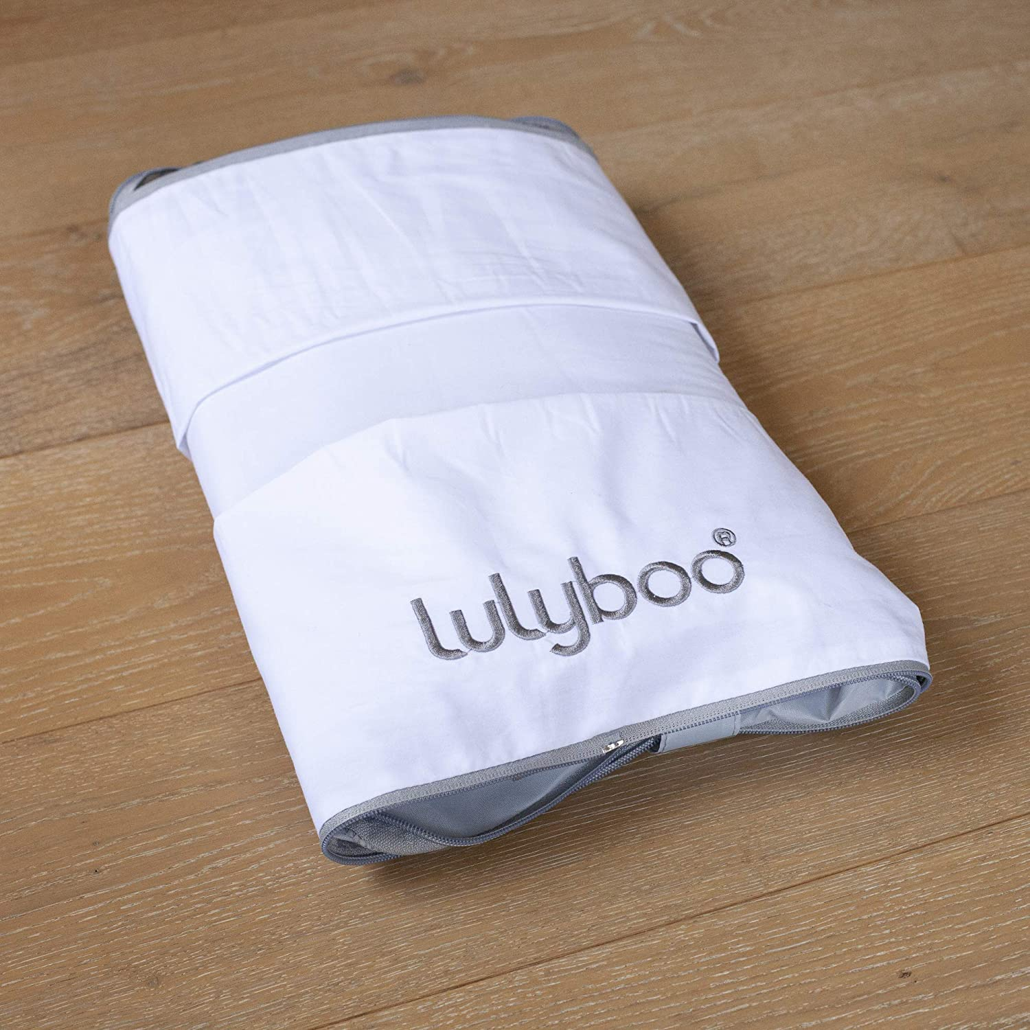 Lulyboo Replacement Cover for Bassinet to-Go Infant Travel Bed